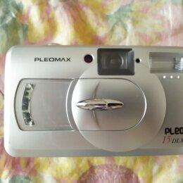 Пленочные фотоаппараты - Фотоаппарат Pleomax , 0