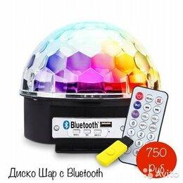 Ночники и декоративные светильники - Диско Шар с Bluetooth, 0