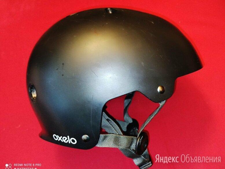 Шлем защитный OXELO чёрный H PLAY 5 по цене 1200₽ - Спортивная защита, фото 0