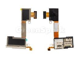 Прочие запасные части - Шлейф для Sony Xperia M2 (D2303) + разъем…, 0