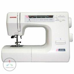 Швейные машины - Швейная машина Janome 7518A, 0