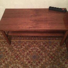 Столы и столики - Столик журнальный б/у , 0