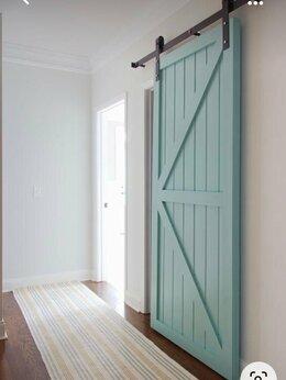 Дизайн, изготовление и реставрация товаров - Амбарная дверь, 0