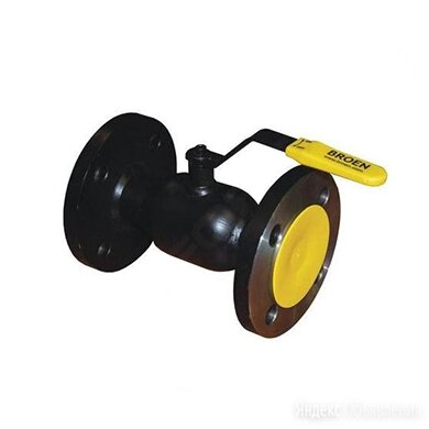 Кран шаровый Ballomax Ду 20 Ру 16 фланцевый КШТ 11с10фт 60.003.020 по цене 2366₽ - Элементы систем отопления, фото 0