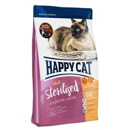 Корма  - Сухой корм Happy Cat Sterilised Atlantik-Lachs…, 0