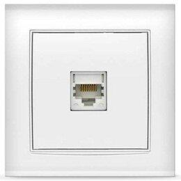 Кольца и перстни - UNIVersal Бриллиант розетка компьют. СУ 1 мест. бел. (керам. осн., RG45) 7947601, 0
