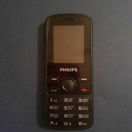 Мобильные телефоны - Сотовый телефон Philips xenium e168, 0