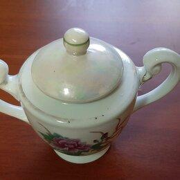 Посуда - Чайник заварочный дулевский фарфор, 0