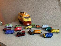 Детские железные дороги - Дорога Чаггинктон и паровозы, 0