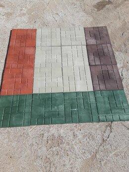 Садовые дорожки и покрытия - Плитка полимерпессчаная 330х330х22, 0