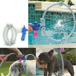 Средства для интимной гигиены - Круговой душ для мытья животных. Купание животных станет проще, быстрее и эфф..., 0