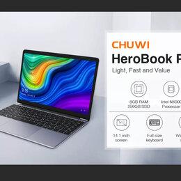Планшеты - Chuwi HeroBook Pro 14,1 8 гб SSD 256 гб  --- ПРОЦ intel 4000, 0