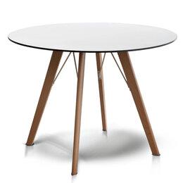 Столы и столики - Стол интерьерный 90 см Франческо RC13-R90-SHT-TU9, 0