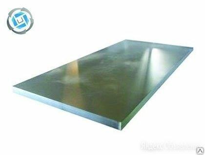 Плита титановая (лист) 18х1310х2090 мм, сплав В95Т1 по цене 3500₽ - Металлопрокат, фото 0