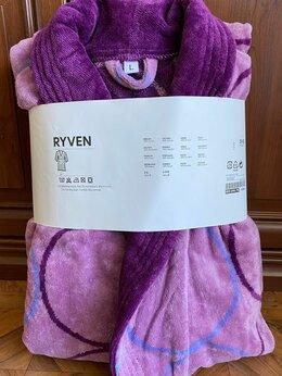 Домашняя одежда - Халат IKEA RYVEN Женский махровый новый, L (на…, 0