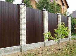 Заборы и ворота - Производство и установка заборов и ворот, 0