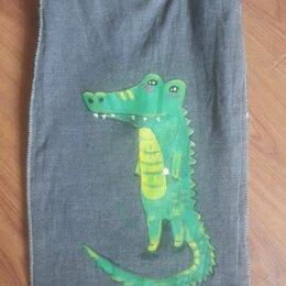 Сумки - Шоппер Крокодил , 0