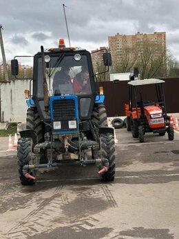 Спецтехника и спецоборудование - Права на трактор , 0