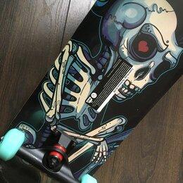 Скейтборды и лонгборды - Скейтборд Tech Team TT elite skeleton Новый, 0