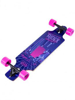 "Скейтборды и лонгборды - Лонгборд Ridex Laser 32""X8.75"", 0"