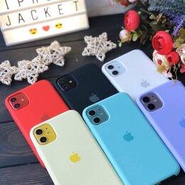 Чехлы - Чехол Silicone Case для iPhone 11, 0