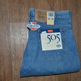 Джинсы - Джинсы Levis 505 Orange Tab W38 L32, Made in USA, 0