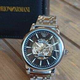 Наручные часы - Наручные часы мужские механические, 0