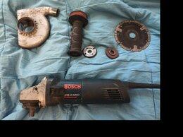 Шлифовальные машины - Болгарка bosch GWS 11-125 CI 1100w, 0