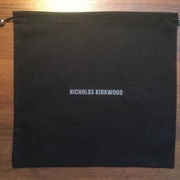 Сушилки и формодержатели - Пыльник для обуви и чехол Nicholas Kirkwood (Оригинал), 0
