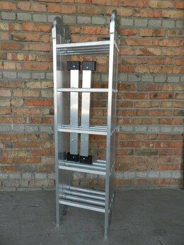 Лестницы и стремянки - Лестница-трансформер 4х5 эксперт (5,71м), 0