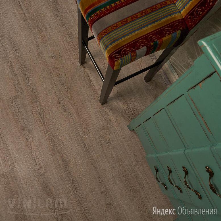 Vinilam Ceramo Дуб Шале 6101-28 на твердой композитной основе по цене 2830₽ - Входные двери, фото 0