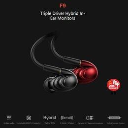 Наушники и Bluetooth-гарнитуры - Fiio F9, Fiio EM3K, 0
