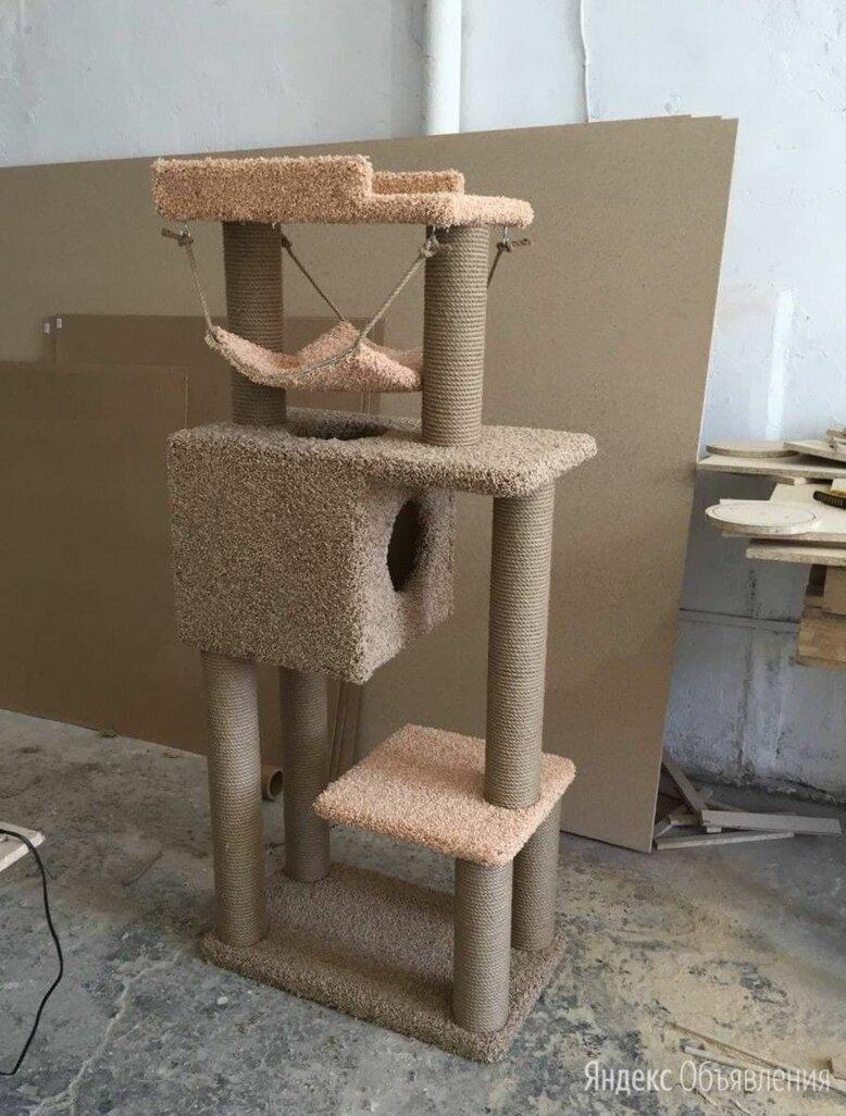 Домик для кошки, когтеточка для кошки по цене 5670₽ - Лежаки, домики, спальные места, фото 0