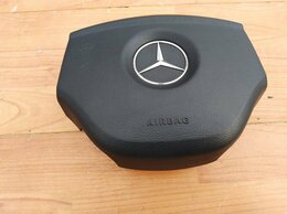 Система безопасности  - Подушка безопасности в руль Mercedes X164 W164…, 0