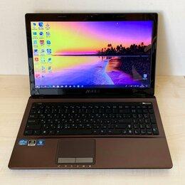 Ноутбуки - Идеальный Core i5 6GB SSD 128GB Asus 2 видеокарты, 0
