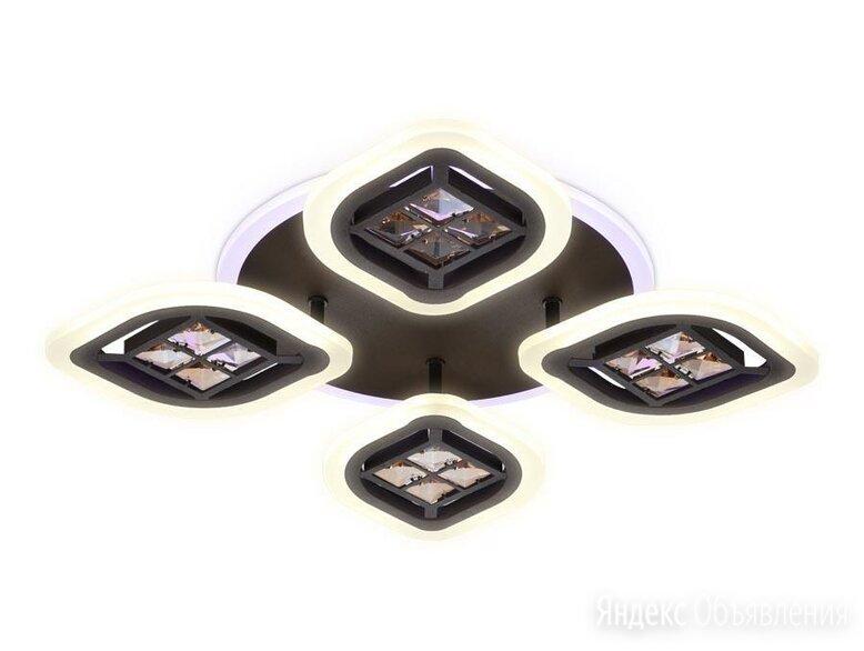 Потолочная светодиодная люстра Ambrella light Ice FA281 по цене 9451₽ - Мебель для кухни, фото 0