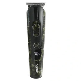 Машинки для стрижки и триммеры - Машинка для Стрижки Волос VGR V-102 5 в 1, 0