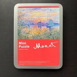 Пазлы - Пазл Mini Puzzle Monet, 0
