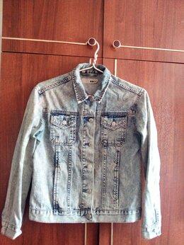 Куртки - Куртка джинсовая, 0