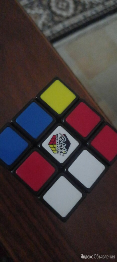 Кубик рубик для ума +60 по цене 43₽ - Головоломки, фото 0