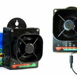 Отпугиватели и ловушки для птиц и грызунов - Отпугиватель птиц ультразвуковой электронный Торнадо ОП 01 для дачи, 0