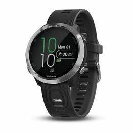 Наручные часы - Часы Garmin (Гармин) FORERUNNER® 645 с черным ремешком, 0