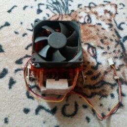 Кулеры и системы охлаждения - Вентилятор для процессора, 0