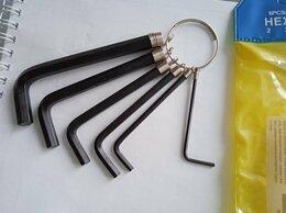 Шестигранные и шлицевые ключи - Шестигранники(ключи) в наборе(от 2мм до 7мм), 0