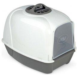 Туалеты и аксессуары  - MPS Pixi (52х39х39h см) Серый Био-туалет, 0