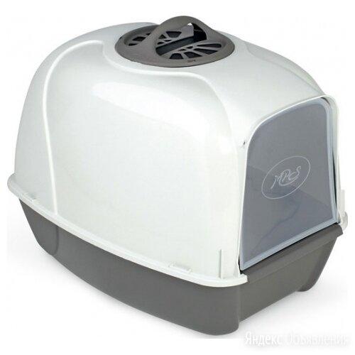 MPS Pixi (52х39х39h см) Серый Био-туалет по цене 1640₽ - Туалеты и аксессуары , фото 0