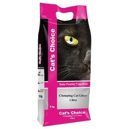 Наполнители для туалетов - Indian Cat Litter Cat's Choice Baby Powder /…, 0
