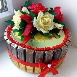 Подарочные наборы - Торт из конфет, 0