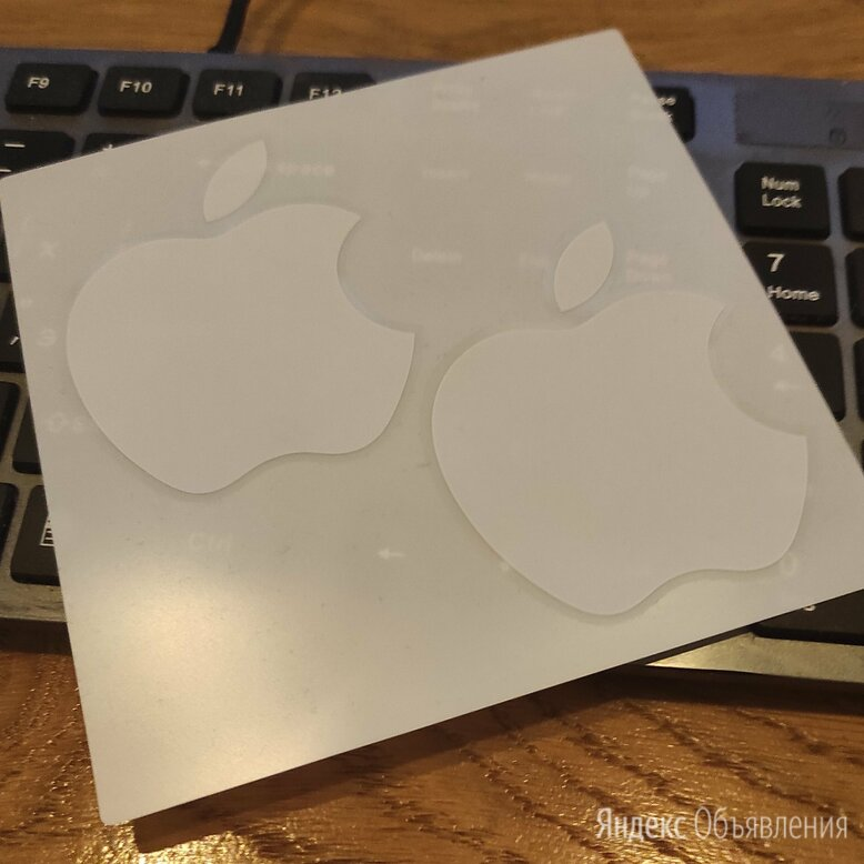 Наклейки Apple по цене 50₽ - Интерьерные наклейки, фото 0