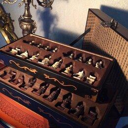 Настольные игры - Шахматы. Ручная работа. Старый Китай, 0